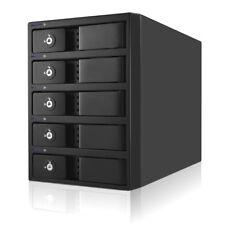 60TB Mobius 5-Bay FireWire 800, eSATA, USB 3.0 RAID Hard Drive Array