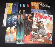 16 Comic book lot IMAGE | Manifest Destiny Green Valley Birthright ++ | ave vf+
