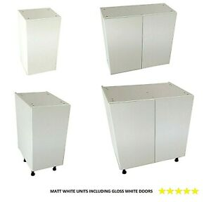 kitchen Units and White Gloss Doors Kitchen Base and Wall Units with Gloss Doors