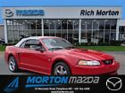 1999 Ford Mustang GT 1999 Ford Mustang GT 29271 Miles Rio Red Tinted Clearcoat 2D Convertible 4.6L V8