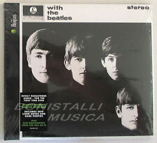THE BEATLES - WITH THE BEATLES Digipack 2009 - CD Sigillato NO Edicola