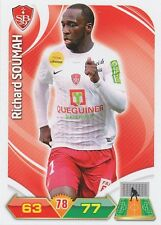 RICHARD SOUMAH # GUINEA STADE BRESTOIS TRADING CARDS ADRENALYN PANINI FOOT 2013