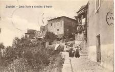 CASTELLIRI  -  Costa Rava e Giardino d'Arpino