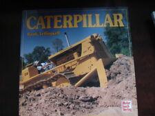 Book Caterpillar Randy Leffingwell Construction Machinery Oldtimer