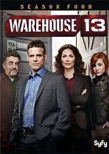 Warehouse 13: Season 4 (DVD, 2013, 5-Disc Set)