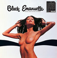 Black Emanuelle - Original Score - Limited 500 - Black Vinyl - Nico Fidenco