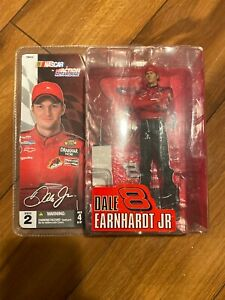 Dale Earnhardt Jr #8 Nascar 2004 Action Figure By Action McFarlane Toys Series 2
