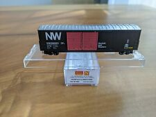 N Scale MTL Micro Trains 50' Standard Box Car Norfolk & Western NW 286901