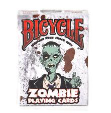 zombie Playing Cartes avec 52 zombie survie embouts