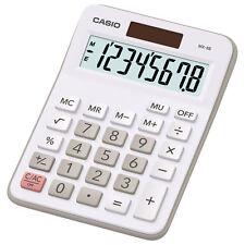 Casio MX-8B White Basic Desktop Calculator For Office & Student