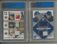 Gilmour Clark ITG Ultimate Vault 1/1 on UM11 Dynamic Duos Sapphire Logo