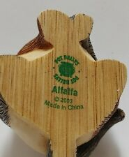 New listing Harmony Kingdom Pot Belly's Alfalfa trinket box