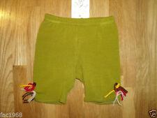 Pantalons et shorts pour fille de 0 à 24 mois en 100% coton