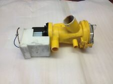 Dyson CR01 Washing Machine Cointrap & Water Pump Assembly in Yellow