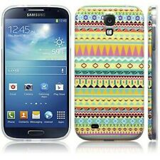 For Samsung Galaxy S4 i9500 / i9505 Aztec 2 TPU Silicone Skin Gel Case