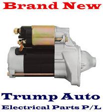 Starter Motor Holden Nova LE LF LG 4A-FC 4A-FE 6A-FC 7A-FE 1.4L 1.6L 1.8L 89-96