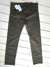 Cotton Extra Long Mid Rise Tapered Jeans for Men