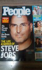 PEOPLE WEEKLY MAGAZINE, STEVE JOBS 1955-2011, OCTOBER 24, 2011