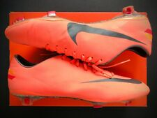 Nike Mercurial Vapor VIII MANGO / GREY FG UK 11