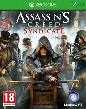 Assassin's Creed Syndicate Xbox One * Nuevo Sellado Pal *