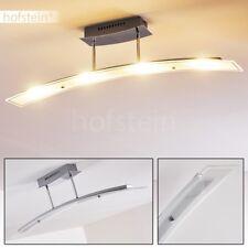 Plafonnier LED Lampe à suspension Lustre Lampe de bureau Lampe de séjour Chrome