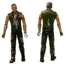 "3.75"" Playmates Terminator Salvation Battle Damage Marcus Action Figure Toy"