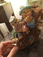 wind up musical teddy bear Collection