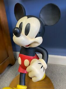 """RARE 1999 Disney Mickey Mouse 21"""" Tall Big Fig PICKUP ONLY"""