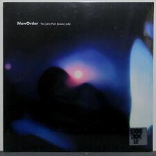 "NEW ORDER 'Peel Sessions '82' RSD Ltd. Edition Vinyl 12"" NEW/SEALED"