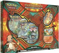Pokemon TCG Charmander Sidekick NEW SEALED COLLECTION BOX