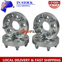 4PCS Wheel Spacers FOR 1993-1997 95 Toyota Supra Lexus IS300 JZA80 25mm 5x114.3