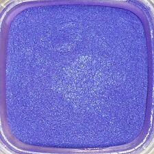 4oz Natural Blue Berry Mica Pigment Powder Soap Making Cosmetics - 4 ounce