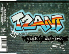 Pre-Owned - CD Single - Tzant - Sounds of Wickedness