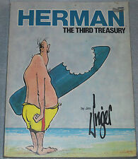 Herman : The Third Treasury by Jim Unger (1982, Paperback)