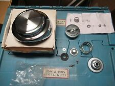 1968 FORD MUSTANG POP OPEN GAS CAP BEZEL OFFICIALLY LICENSED PRODUCT