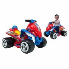 Quad électrique pour enfant filles garçons 6 V Paw Patrol INJUSA 7243