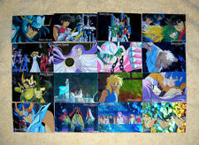 Saint Seiya Trading Cards Amada 2000 (S01 - S16) Japanese Edition