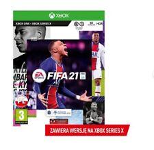 FIFA 21 XBOX ONE PL POLSKI KOMENTARZ NOWA POLSKA WERSJA POLISH SKLEP XSX
