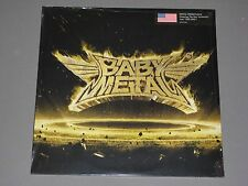 BABY METAL  Metal Resistance  2LP  New Sealed Vinyl  2 LP
