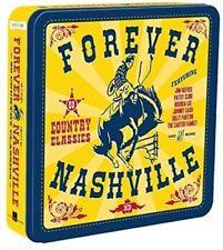 Forever Nashville: 60 Country Classics [CD]