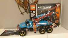 Lego Technic 42070 Allrad-Abschleppwagen mit OVP/OBA