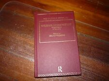 William Shakespeare: The Critical Heritage Volume 6 1774-1801