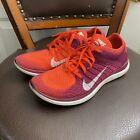 Nike Free 4.0 Flyknit Running Shoes Women's Size 7.5