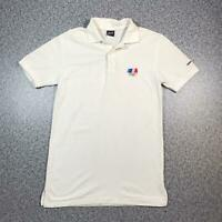 Vintage 1984 LEVIS USA OLYMPICS Mens Polo Shirt Medium | Single Stitch