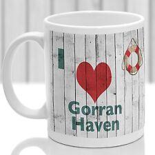 Gorran Haven, regalo per ricordare Cornovaglia, regalo ideale, design personalizzato.