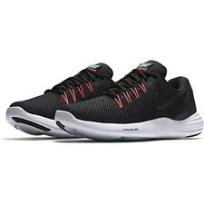 0a8632667e0 Women s Nike® Lunar Apparent Black Red Running Athletic Shoes Size 9