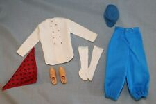 Vintage 1964 KEN IN HOLLAND Barbie Doll Outfit - NEAR COMPLETE