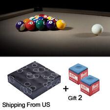 """New listing Billiards Pool Table Billiard Ball Standard Size 2-1/4"""" Full 16 Piece Balls Set"""