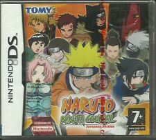 NARUTO NINJA COUNCIL - nuovo - Nintendo DS