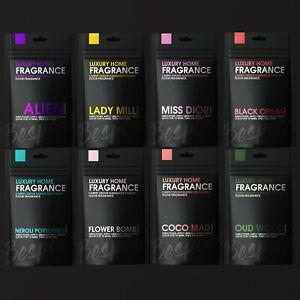 Luxury Carpet Powder Freshener Shake n Vac Rug Cleaner Odour Eliminator Perfume